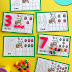 Easter Ten Frame Counting Cards