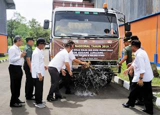 750 Ton Beras Lumajang Dikirim Ke Maluku