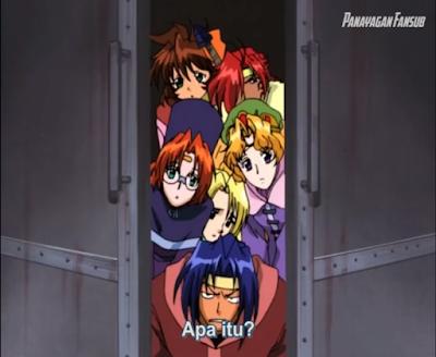 Download Mahou Senshi Louie ( Rune Soldier ) Episode 10 Subtitle Indonesia
