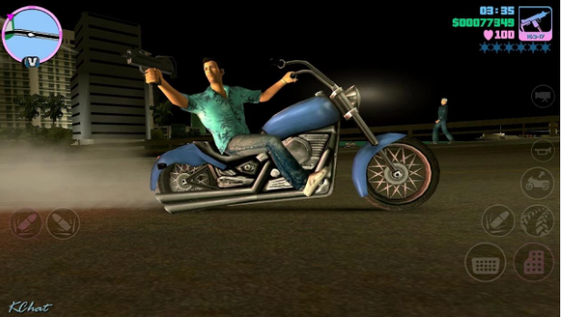 Game GTA Vice City Mod