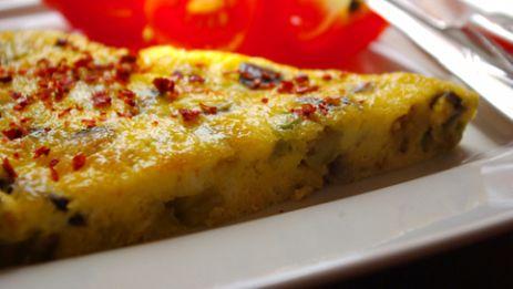 Ricotta Pie (Firinda Omlet)