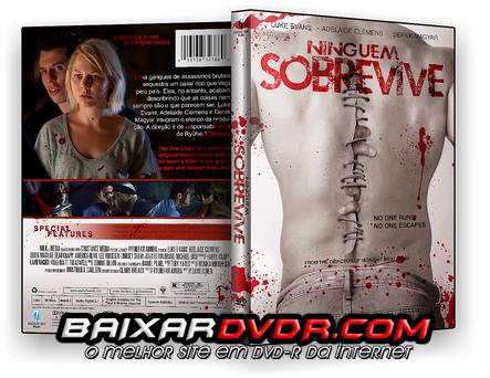 NINGUÉM SOBREVIVE (2013) DUAL AUDIO DVD-R CUSTOM