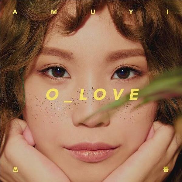 呂薔 Amuyi 首張專輯《O_LOVE》