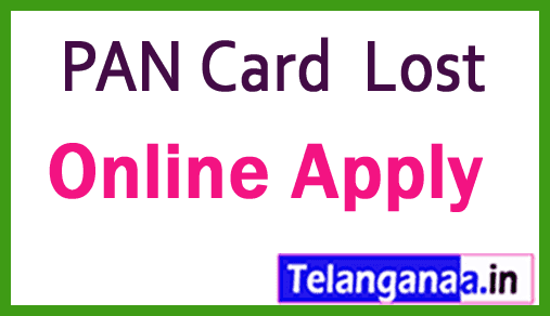 How to Get PAN Card if Lost-Re-issue of Pan Card