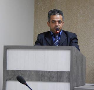 Jandir Pontes é reeleito presidente da Câmara Municipal de Baraúna