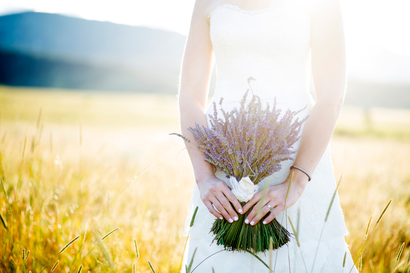 Photography: Macy Spencer Photography / Lavender Bouquet