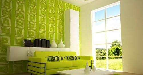 Pilihan Warna Cat Dinding yang Cantik Untuk Ruang Tamu ...