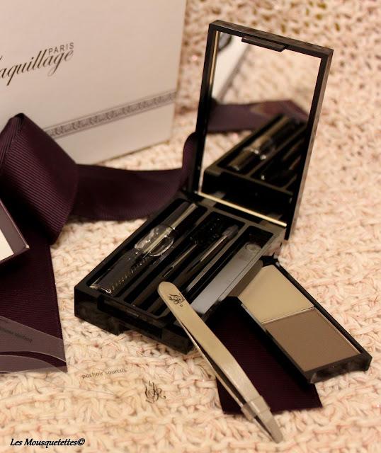 La Boite à Sourcils - L'Atelier Maquillage Paris - Blog beauté Les Mousquetettes©