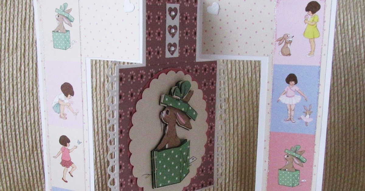 Blanchardstown Inspiring Ideas: A Passion For Cards: Belle And Boo Flip Card