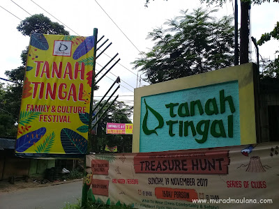 Tanah Tinggal Family & Culture Festival