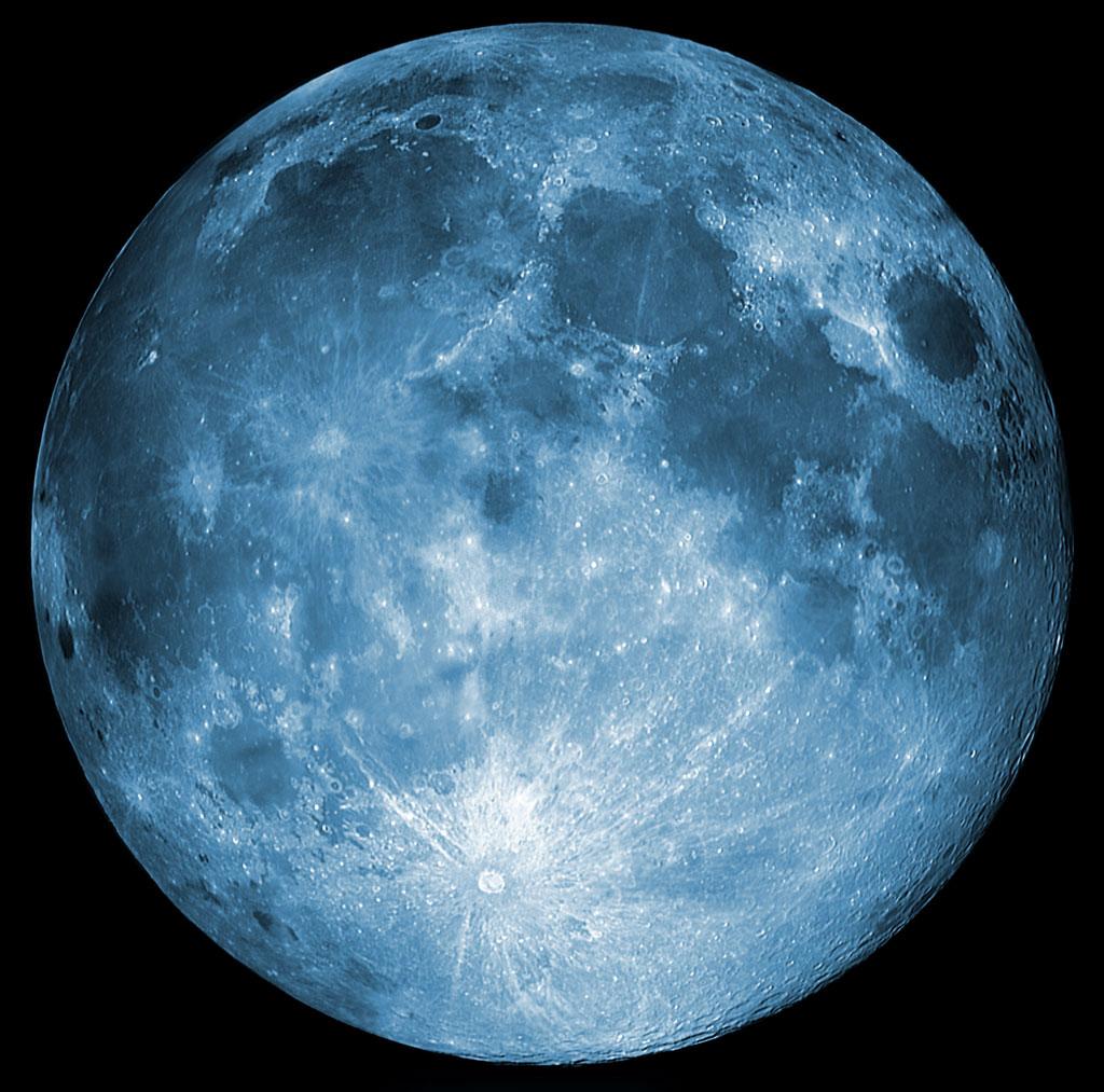 blue moon - photo #38