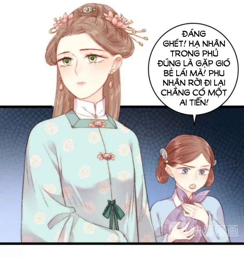 Nàng Phi Cửu Khanh - Thần Y Kiều Nữ chap 54 - Trang 3