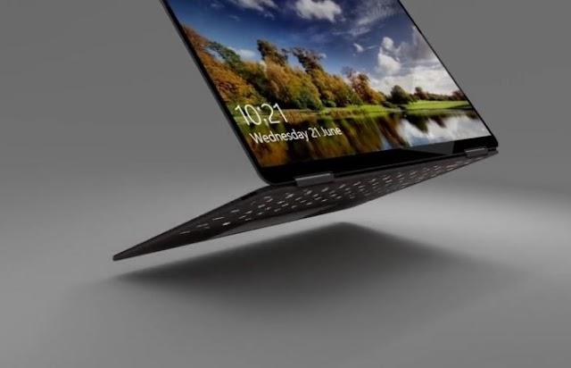 Surface ARM altamente fino é visto em conceito….estamos perto disso?