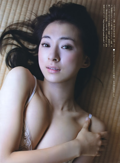 Umemiya Masako 梅宮万紗子 FRIDAY August 2011 Pictures
