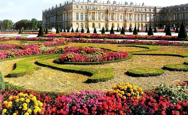 Jardim Versalhes Paris
