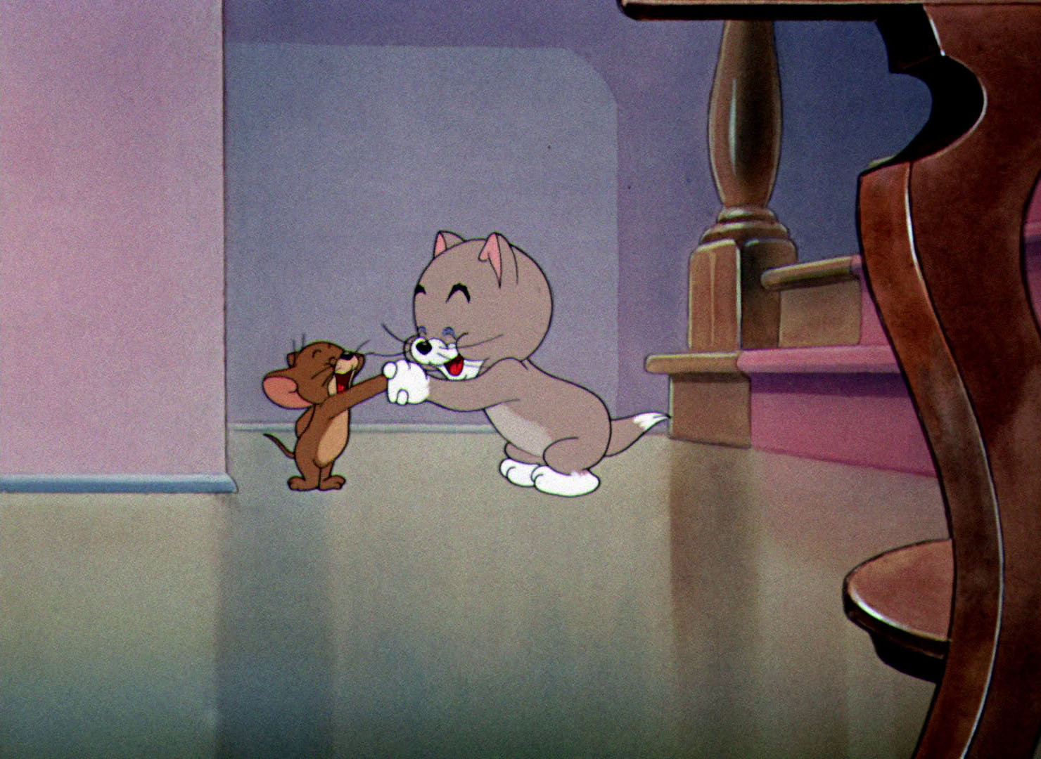 Tom And Jerry Dr Jekyll And Mr Mouse