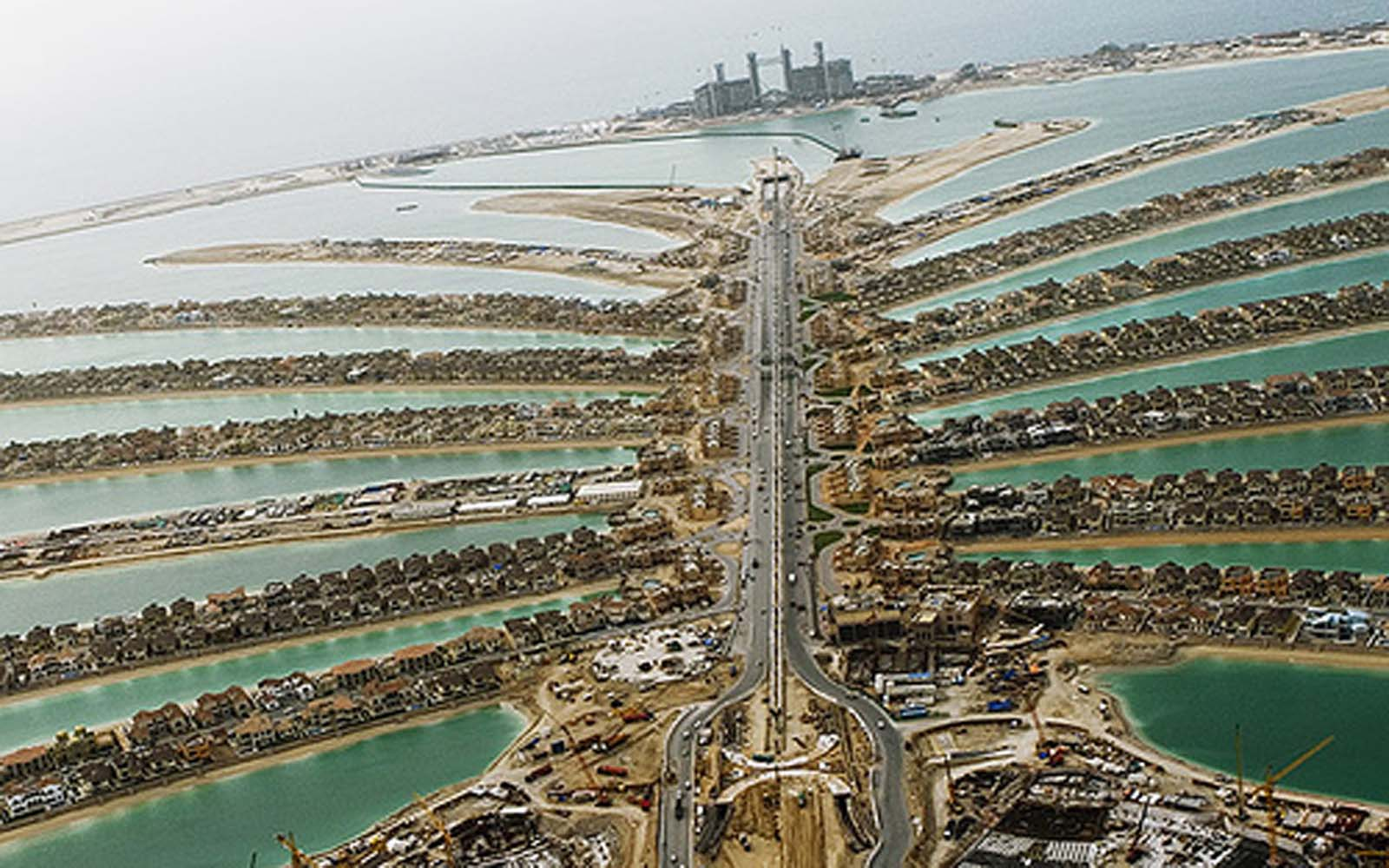 Palm Jumeirah Dubai Wallpapers - 2013 Wallpapers