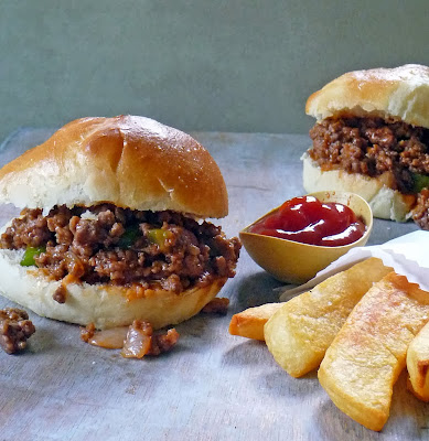 Homemade Sloppy Joe Sandwich | by Life Tastes Good