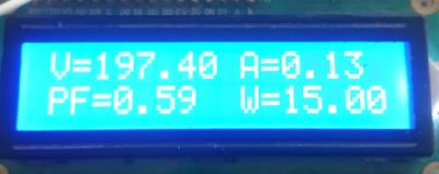 Arduino 220V AC Power meter using PZEM004T