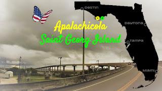 Apalachicola nach St Georg Island State Park