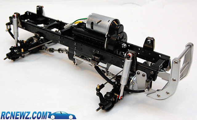 Tamiya High Lift shocks