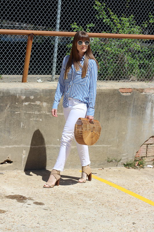 Spring stripe outfits