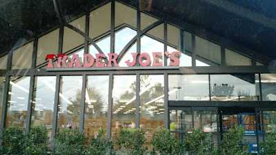 Trader Joe's sign in Oklahoma City, OK