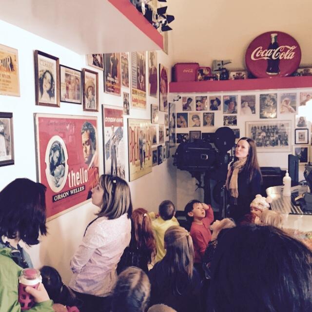 Our Kindergarten Journey: Lights, Camera, Action: Extending