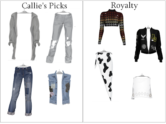 Callie's Picks & Royalty | Lookbook