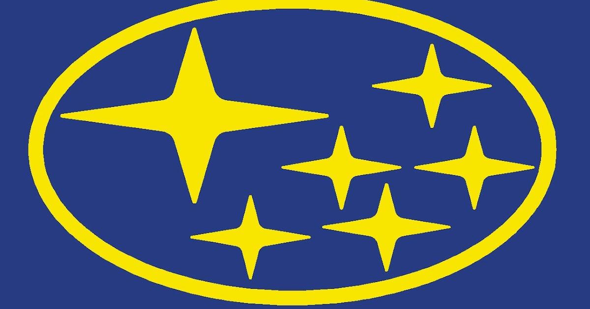 Subaru Boxer Engine >> Dicas Logo: Subaru Logo