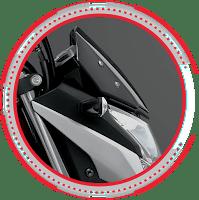 Aggressive Visor HONDA CB150R SPESIAL EDITION  2018 Anisa Naga Mas Motor Klaten Dealer Asli Resmi Astra Honda Motor Klaten Boyolali Solo Jogja Wonogiri Sragen Karanganyar Magelang Jawa Tengah.