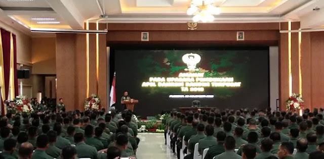 Pemilu 2019 Ajang Pembuktian Netralitas TNI