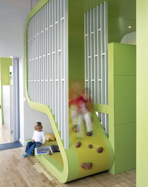 Imagine These School Interior Design Hargrave Park