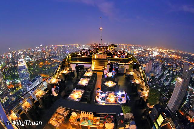 Vertigo – Banyan Tree Bangkok