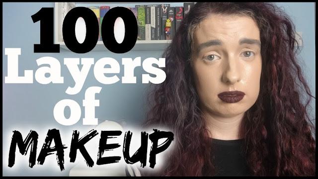 100 Layers of Makeup 1