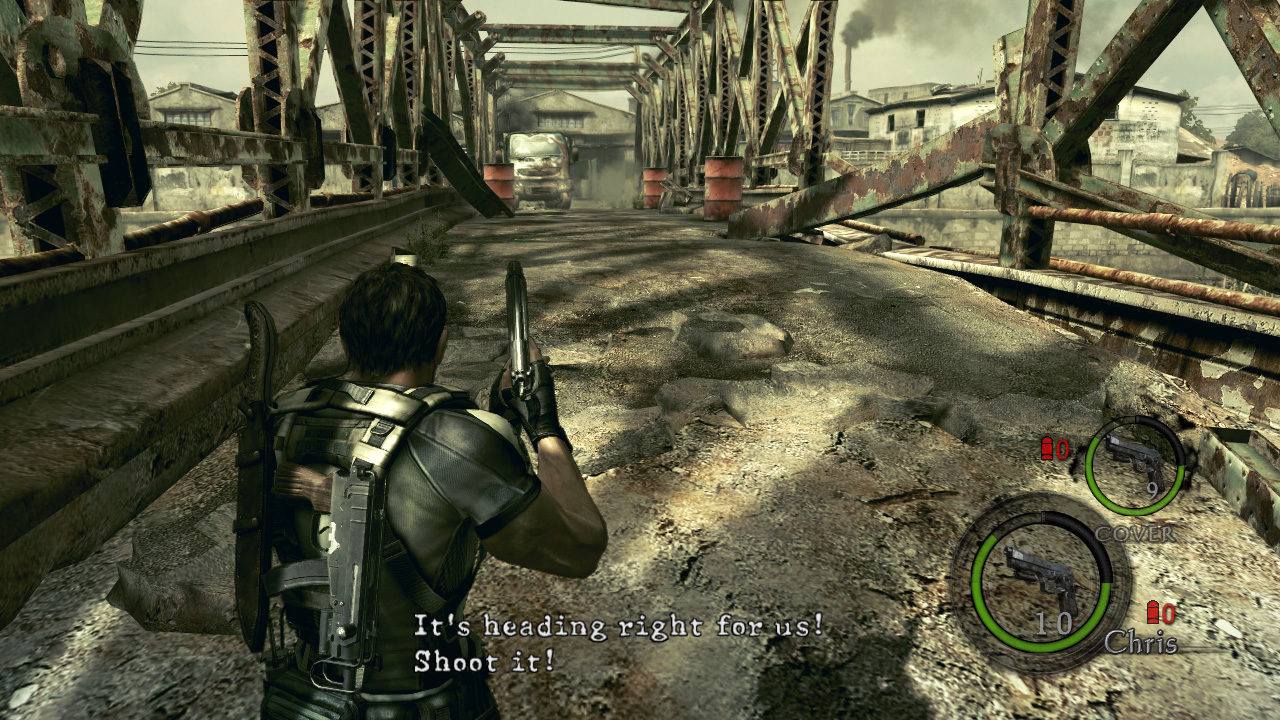 resident evil 5 gameplay hours