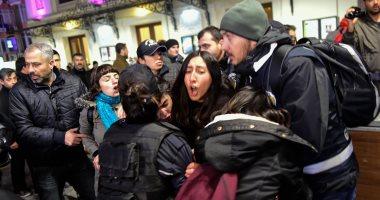 الحكومة التركية تعتقل 311 شخص بسبب تهم بث دعاية إرهابية ضد عملية عفرين