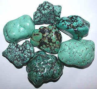 Piedra Mágica - Turquesa