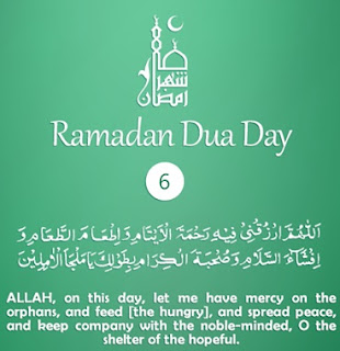Whip of Lord's Punishment [Daily Supplications for 30 Days of Ramadan] Dua Sixth Day of Ramadan 2018 (Ramzan 2018)=Save Me from Your Whip of Punishment