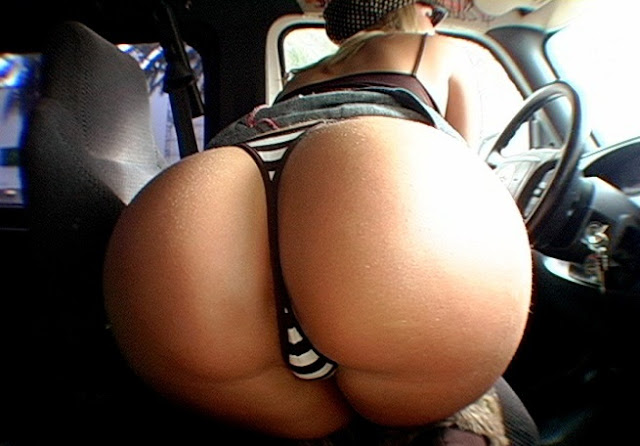 Abella Anderson - Sexy Amy Does Anal On The Bus