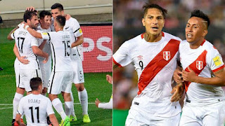 Nueva Zelanda vs Peru en Repechaje Ida al Mundial 2018