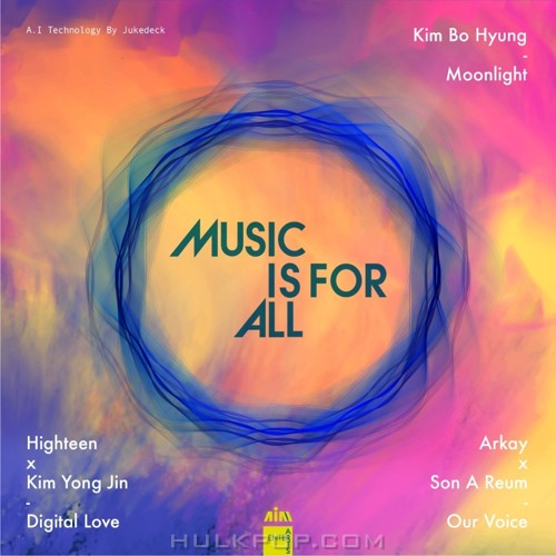 Kim Bo Hyung – Music Is for All