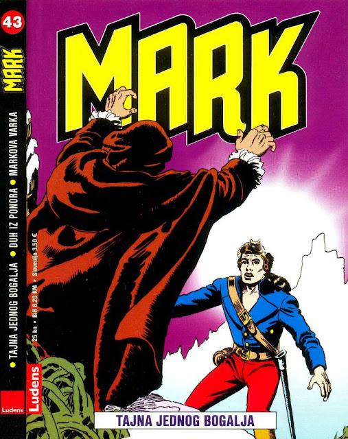 Tajna jednog bogalja - Ludens - Komandant Mark