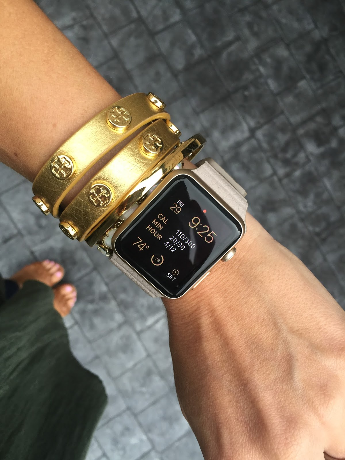 this match looks apple watch