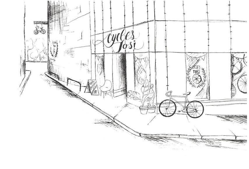 Le v lomane vintage ouverture du magasin de v los cycles tosi - Ouverture magasin paris ...