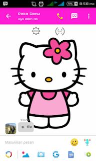 Aplikasi Bbm Hello Kitty : aplikasi, hello, kitty, Hello, Kitty, Versi, 2.9.0.49, Download, DOWNLOAD, APLIKASI, ANDROID, TERBARU