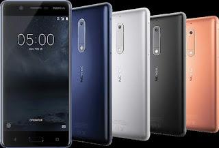 مواصفات واسعار اجهزة  Nokia 5 , Nokia 3  الجديده من نوكيا