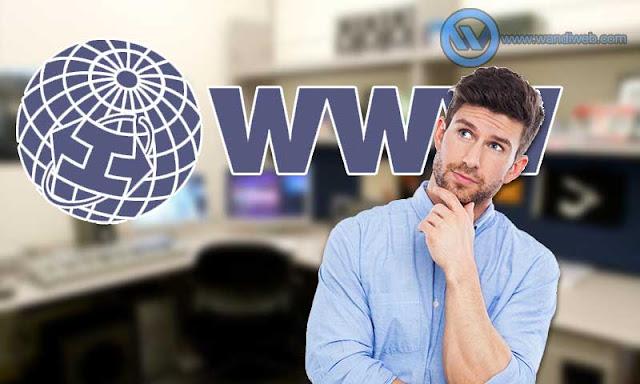 Tips Memilih Nama Alamat Domain yang Baik untuk Website/Blog - WandiWeb