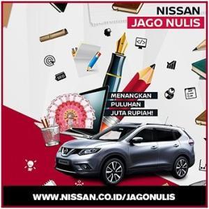 SEO Blog Contest Nissan X-Trail Mobil SUV Tangguh dan Sporty Terbaik