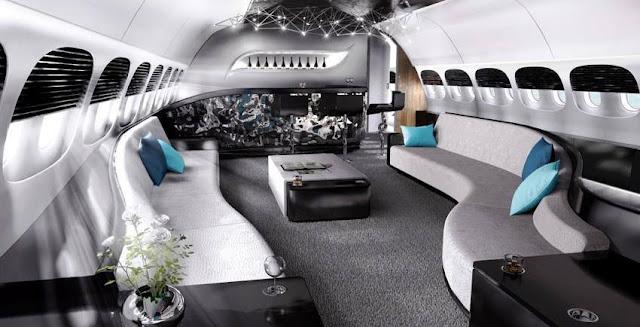 jet pribadi mewah yang menakjubkan-7
